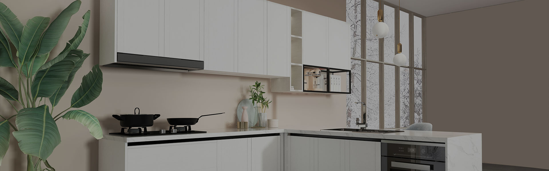 Custom Kitchen Cabinets Manufacturer And Supplier In China